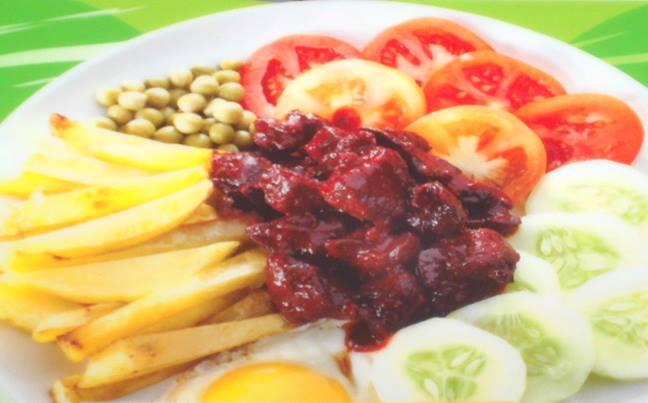 Mutton Chop at Suka Ramai Mama Power