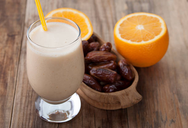 Dates, Milk and Orange make a great formula for dates facial masks as well.