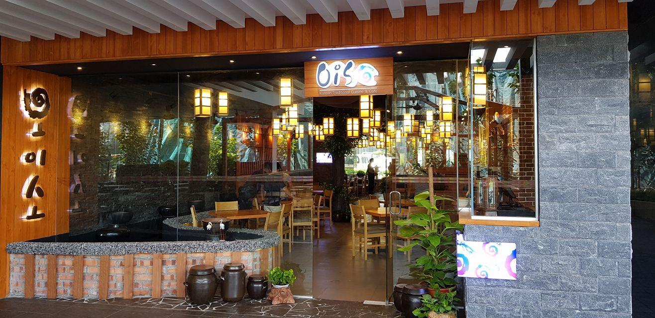 Oiso Korean Restaurant