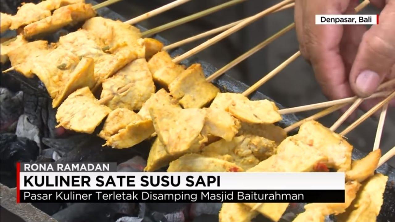 Satay Susu (Pic Credit: Kuliner Favorit Ramadan)