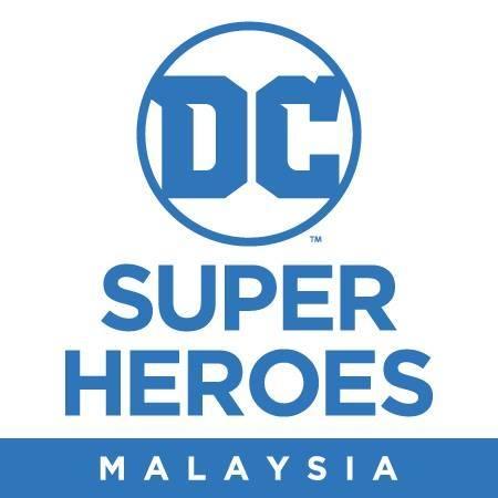 DC Comics Super Heroes Café